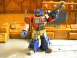Transformers Optimus Prime 15mm RPG miniature by Prowlcop
