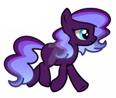 Pony Adopt closed by FallenFateAdopts