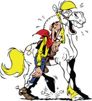 lucky luke by console-master