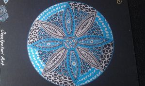 Mandala for your pattern fix! by Bianca-Szentpeteri