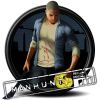Manhunt Icon 2 by madrapper