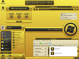 Yellowish for XP by pito0747