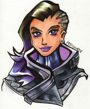 Sombra by 7marichan7
