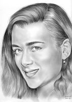 Ziva David - NCIS by gregchapin