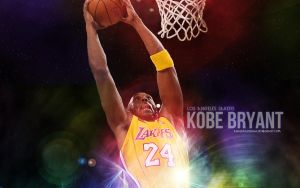 Kobe Bryant Dunk Wallpaper by IshaanMishra