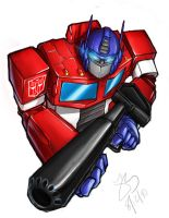 Optimus... by jack0001