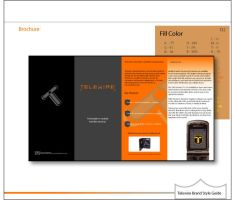 Telewire Brochure by tipcupcreations