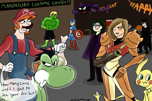 HAL-oween by AndrewMartinD
