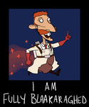 Nigel Thornmedic RED by The-Letter-W