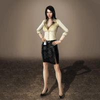 Dead Rising 2 Rebecca Chang by ArmachamCorp
