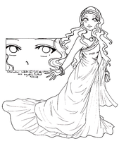 NM - Lilith's Beauty WIP by Wildnature03
