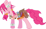 Pinkie Pie, The Most Random Pony by halotheme