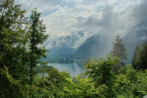 Hallstatersee by PoisonAgency
