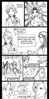 FFVII: Morning People by Misuto