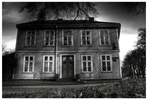 oldtown house by rabbiten