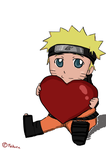 Naruto loves you by lRakuenl