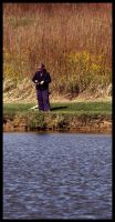 The Fisherman by CassyBean