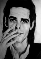 Nick Cave by Ziggster