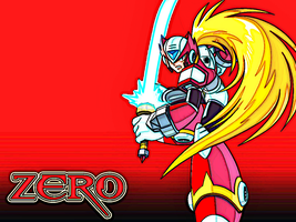 Zero Wallpaper by Skylight1989