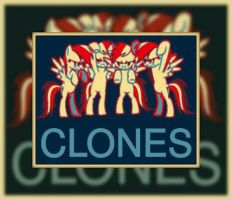 Clones Obama poster by snakeman1992