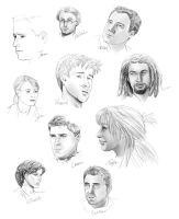SG Faces Practice by Calcitrix