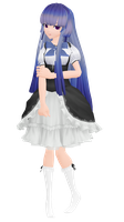 Model Request! - WIP! Bernkastel by Rayne-Ray