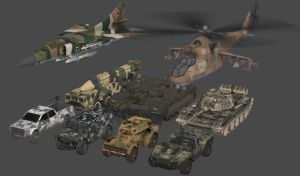 Black Ops 2 Vehicles and Weapons Part 2 by redbaron7
