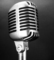SHURE 55s MICROPHONE by uncledave