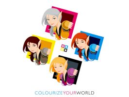 Colourize Your World by lsyw