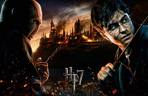 Harry Potter Wallpaper by OutlawNinja