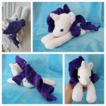 Rarity Beanie - Simple by equinepalette