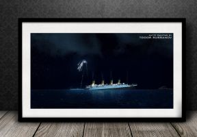 Death of Titanic by russanov