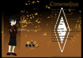T4W Ref: Crownelius Hallows by DaReckless