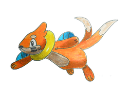 Pokemon Buizel by match16