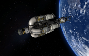 KSP Nine - Chapter II - Freighter #2 Ready by Shroomworks