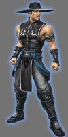 Blue Lantern Kung Lao by Lord-Lycan