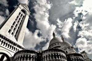 Sacre Coeur by dealived
