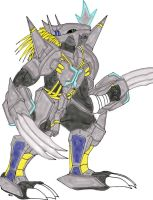 BlackWargreymon X by Icedragon300