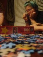 The puzzler by shakita45