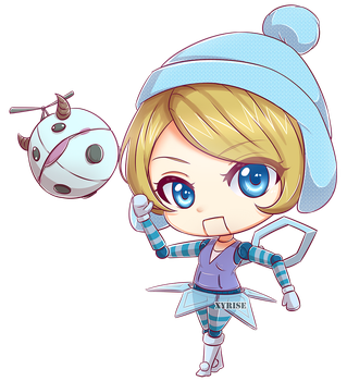Winter Wonder Orianna by Xyrise