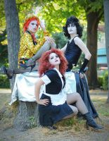 Rocky Horror Picture Show by Miwako-cosplay
