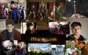 Background - Merlin by MagicalyMade
