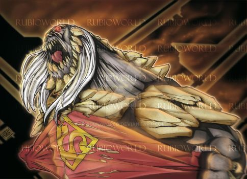 DC: A Victorious Doomsday by rubioworld