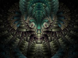 The Fractal King by ineedfire