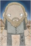 beard desert dude by twistedandgifted