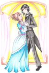 Commission: Waltz Dance by Midnyte-Wolff