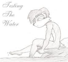 Testing The Water by jimnorth