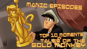 Manic Episodes 05 Title Card by AndrewDickman