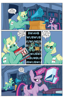 The Mystery of the Fattening Eclair Pg 12 by elnachato