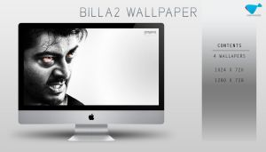 Billa_2_wallpaper_pack by veeradesigns